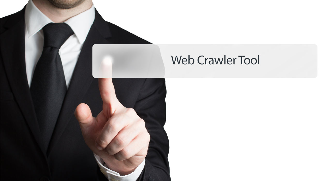 Multi purpose web crawler tool
